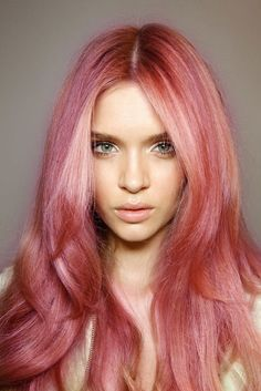 pastel hair elixir Want this hair color