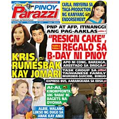 Pinoy Parazzi Vol 8 Issue 39 March 20 – 22, 2015 http://www.pinoyparazzi.com/pinoy-parazzi-vol-8-issue-39-march-20-22-2015/