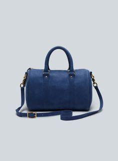 Clare Vivier - Small Duffle Escale, $476.   http://www.clarevivier.com/products/small-duffel-escale