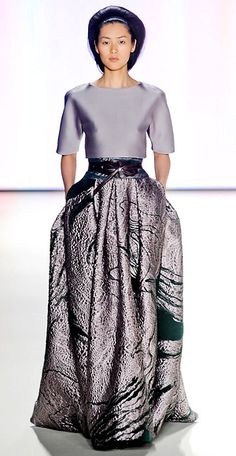 Carolina Herrera - Softly Structured