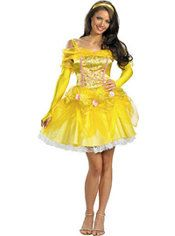 Adult Sassy Belle Costume, $49.99