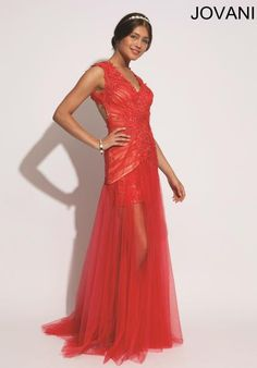 Jovani Dresses 73262 at Peaches Boutique