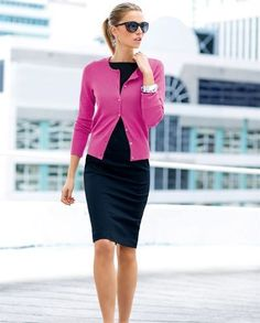Winter Office Wear for Women