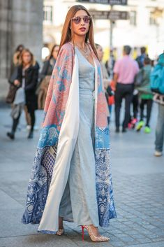 Street Style Paris Fashion Week September/Oktober 2015 | Die coolsten Street Style Looks bei der Paris Fashion Week | POPSUGAR Deutschland Photo 58