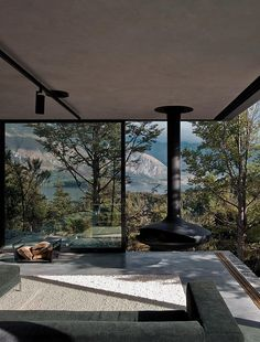 Mountain Retreat by Fearon Hay Architects