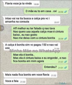 35 Mães no whatsapp