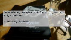 Ulubione cytaty ze Stasiuka