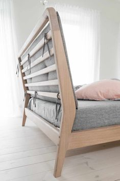 I love this bed but don't know where to order it, whether I can get it in the U.S., or how much it might cost. Also, a darker wood like walnut would be lovely.