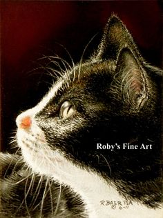 Pastel Paintings by Roberta Roby Baer PSA