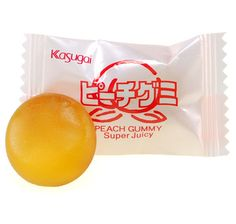 Just found Kasugai Peach Gummy Candy: 24-Piece Bag @CandyWarehouse, Thanks for the #CandyAssist!