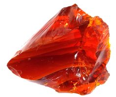 Fire Glow Andara Crystal From California Specimen Number 82