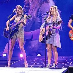 Hot: The Band Perry plays 'If I Die Young' on Taylor Swift's 1989 tour