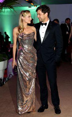 r Diane Kruger y Joshua Jackson