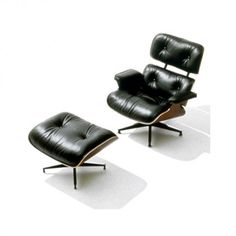 Eames Chaise Lounge, Charles e Ray Eames, Herman Miller