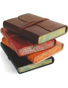 Roma Lussa Journals -  I'll take three