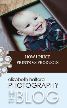 How to price prints vs products