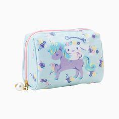 Sweet #Cinnamoroll cosmetic bag