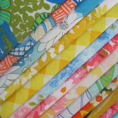 vintage fabric mystery assortment