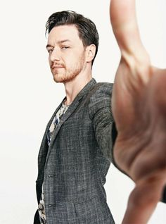 James McAvoy (Esquire, april 2013)