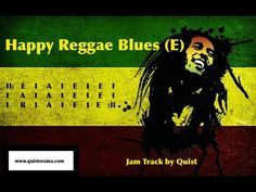 Reggae Blues Jam - Feel-good Backing Track (E) Blue Jam, E Major, Racing Simulator, Backing Tracks, Guitar Tabs, Reggae, Good Music, Feel Good, Youtube