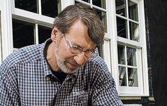 toh master carpenter Norm Abram wearing safety glasses