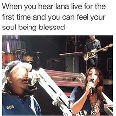 i never seen her live, but i still get that feeling... It would be a dream to see her perform live