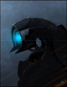 Mass Effect fan-art. Character: Legion Cooperation furthers mutual goals Mass Effect Characters, Mass Effect Games, Mass Effect 1, Mass Effect Universe, Mass Effect Legion, Manga Comics, Medieval, Pokemon, Commander Shepard