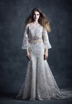 vestido de noiva claire pettibone gothic angel ariel 2 #casarcomgosto