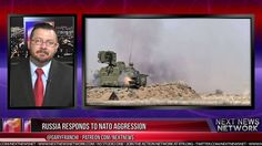RUSSIA RESPONDS TO NATO AGGRESSION BY LAUNCHING MASSIVE MILITARY DRILL W...