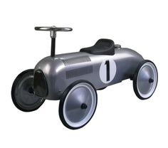 Gåbil i metal grå Classic Racer / Ride-on-vehicle grey Classic Racer, max. 25 kg Big Ride, Candy House, Light Pull, Old Classic Cars, Ride On Toys, Abandoned Cars, Pedal Cars, Car Ford, Car Ins