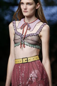 Gucci Ready to Wear Spring/Summer 2016 - Milan Fashion Week