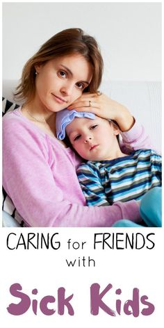 Caring for Friends with Sick Kids #MyLittleRemedies #ad @LittleRemedies @Target