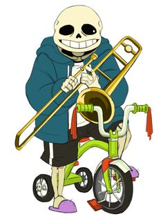 Hi, I'm Sans the Skeleton, as the lazybones who love bad puns, drinking ketchup and selling hot dogs for earn a living. Also I usually threaten children or give them a bad time. I've no idea why the fandom loved me so much.
