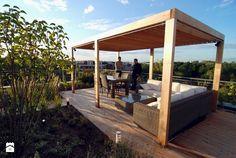 Taras na dachu - zdjęcie od EMSIDE Architektura Krajobrazu - Taras - Styl Nowoczesny - EMSIDE Architektura Krajobrazu