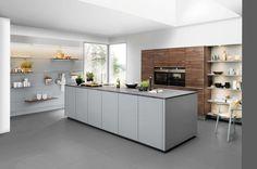Кухня Идеи: Современное Вдохновение | nolte-kitchens.com