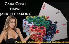 Jumpa lagi dengan judi cepat kaya yang kali ini akan membahas lebih dalam tentang Cara Cepat Dapat Jackpot Sakong yang tentunya dapat menambah wawasan dari para pecinta sakong online di Bumi Pertiwi ini.  Asal Mula Kata Sakong Semenjak kelahirannya di awal tahun 2017, game sakong seperti ditakdirkan viral dan dicintai oleh para pecinta judi online dari berbagai penjuru Indonesia.   #AgenJudiAduQ #AgenJudiBandarQ #AgenJudiCapsaSusun #AgenJudiDomino99 #AgenJudiPoker #AgenJ