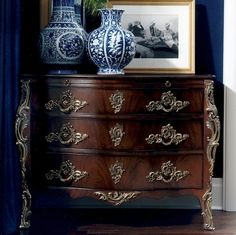 Ralph Lauren Home #Le_Grand_Hotel Collection 14A - Comode