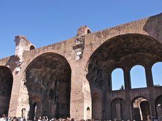 Basílica de Maxencio e Constantino