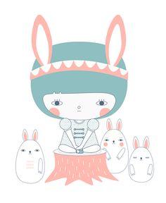 Illustration by Andrea Kang at Coroflot.com