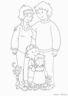 42 Caillou printable coloring pages for kids. Find on coloring-book thousands of coloring pages. Family Coloring Pages, Online Coloring Pages, Cool Coloring Pages, Cartoon Coloring Pages, Coloring Pages To Print, Printable Coloring Pages, Coloring Sheets, Coloring Books, Umbrella Coloring Page