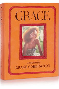 Grace: A Memoir hardcover book by Grace Coddington