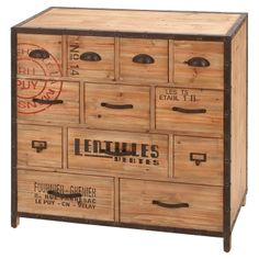 Fournier Chest - Woodland Imports