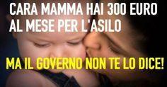 MAMME LAVORATRICI - Avete diritto a 300 euro al mese