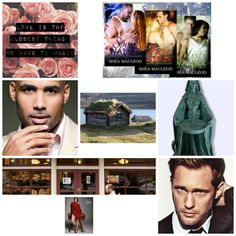 writing inspiration | Sunwalker Saga | Witchblood series | witches | magic | how to make a collage | PicMonkey | Writing Tips