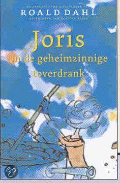 bol.com | Joris En De Geheimzinnige Toverdrank, Roald Dahl | Boeken