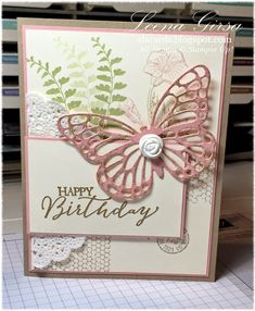 A La Cards: Butterflies are Back!