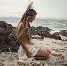Boho on the beach