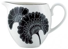 Kate Spade Japanese Floral Creamer from Wedding List Co - The Leading Bridal Registry Specialist