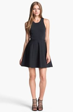 Parker Cutout Back Cocktail Dress available at #Nordstrom