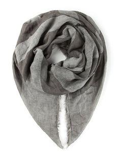 JOHN VARVATOS american flag print scarf. #johnvarvatos #scarf John Varvatos, American Flag, Cool Style, Grey, Secret Meeting, Stuff To Buy, Collection, Scarves, Fashion